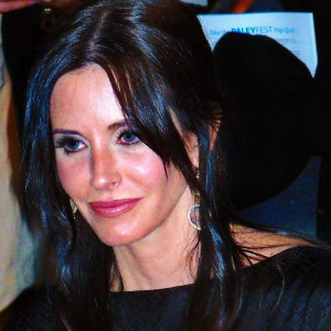 Courtney Cox via Wikimedia.