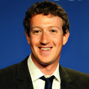 Mark Zuckerberg via Wikimedia.