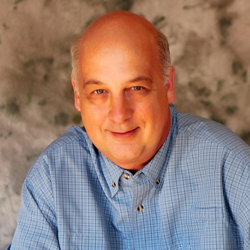 Scott Rasmussen.