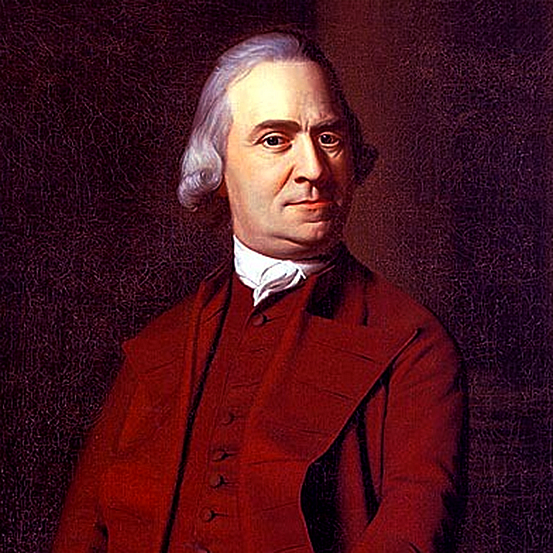 a biography of samuel adams a founding father of the united states Samuel adams, one of the founding fathers of the united states of america, was  a statesman and politician, and one of the most influential philosophers of the.