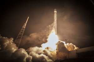 Photo courtesy of SpaceX.