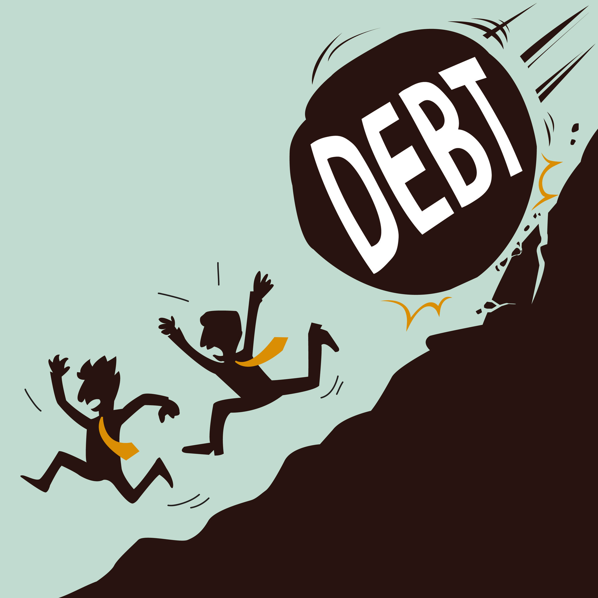 Digging Your Way Out Of a Mountain Of Debt