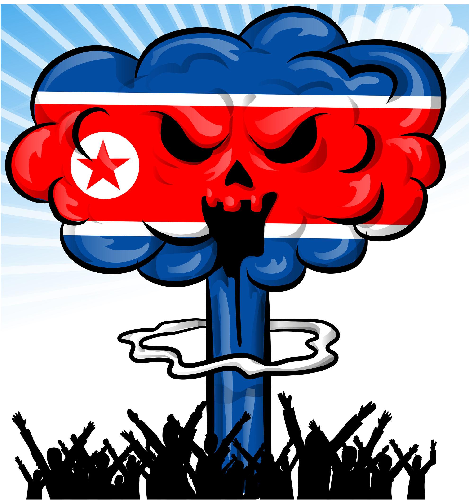 North Korea Amps Up Nuke Test Preparations