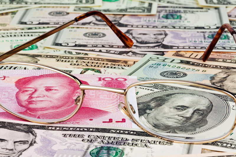 Interwoven -- How Chinese and U.S. Relations are Shaping the Global Economy