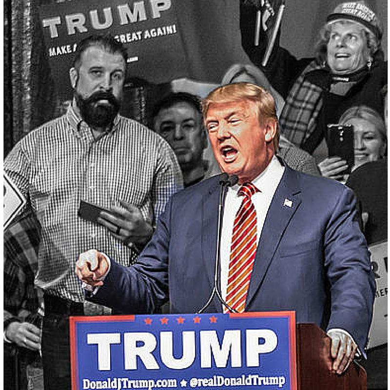 "Did Trump ""Predict"" or Call for Riots?"