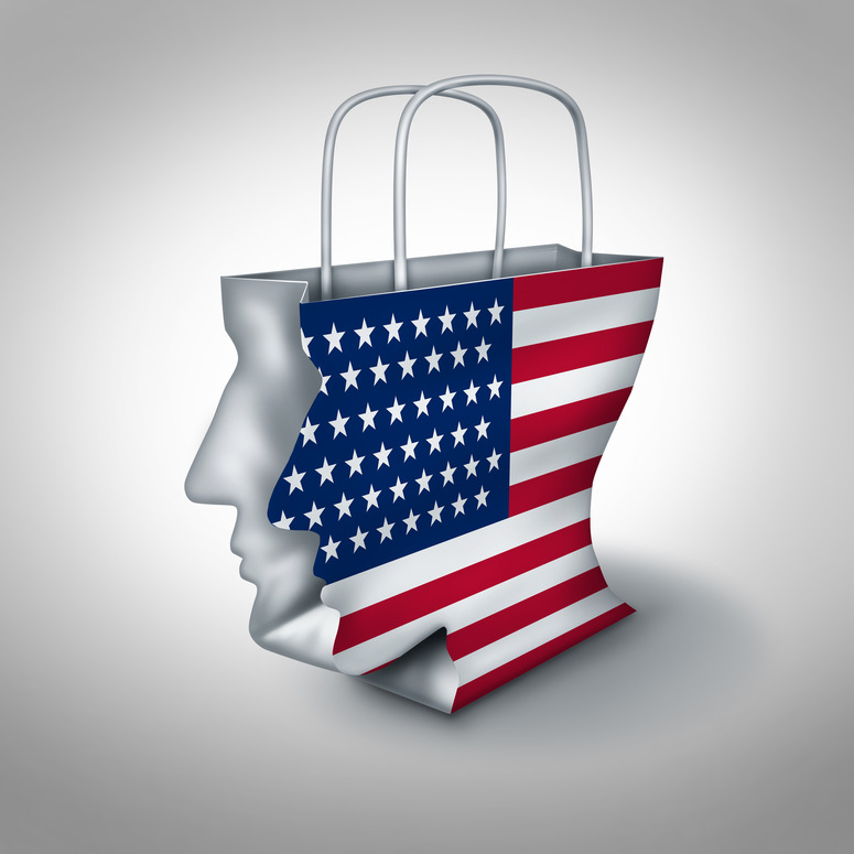 Americans Spending More, Making Less