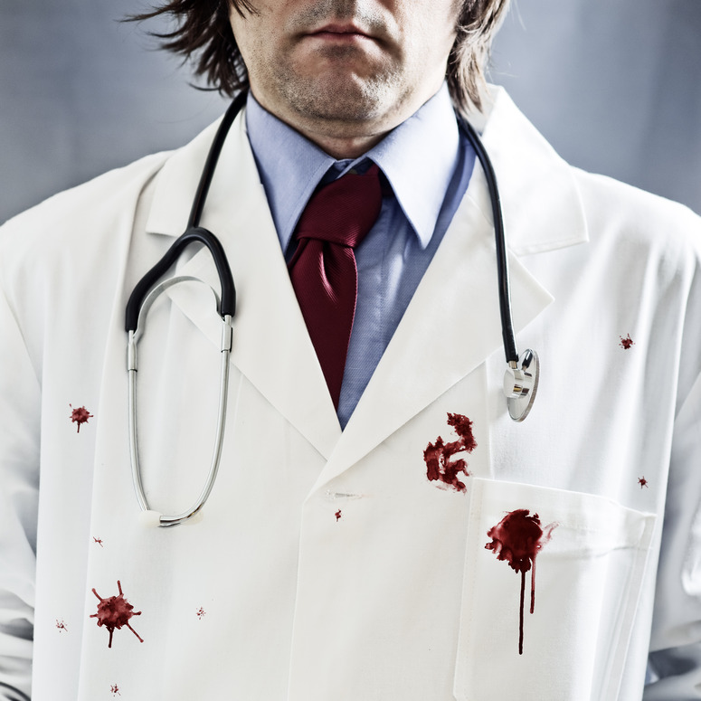 Your Doctor May Be Killing You