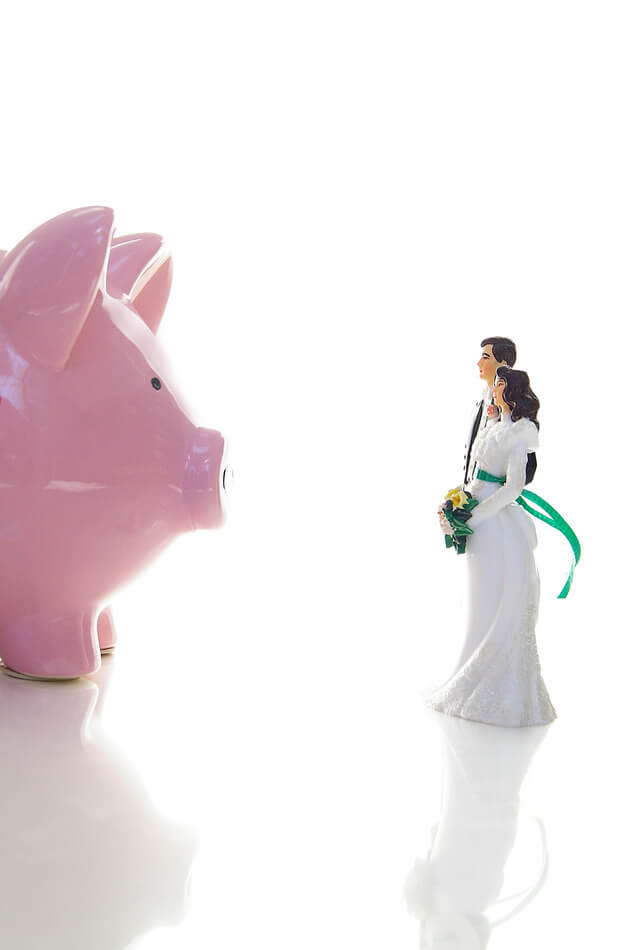 A Third Of Newlyweds Will Marry Money Problems