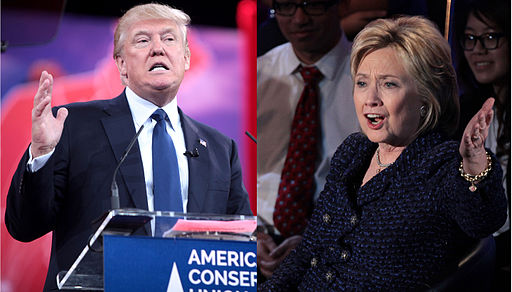 Is Trump's Real Battle with Clinton—or the GOP?