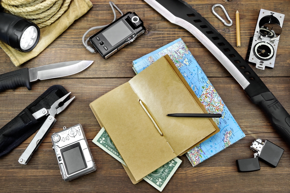 Wilderness Survival Kits: Top Ten Items