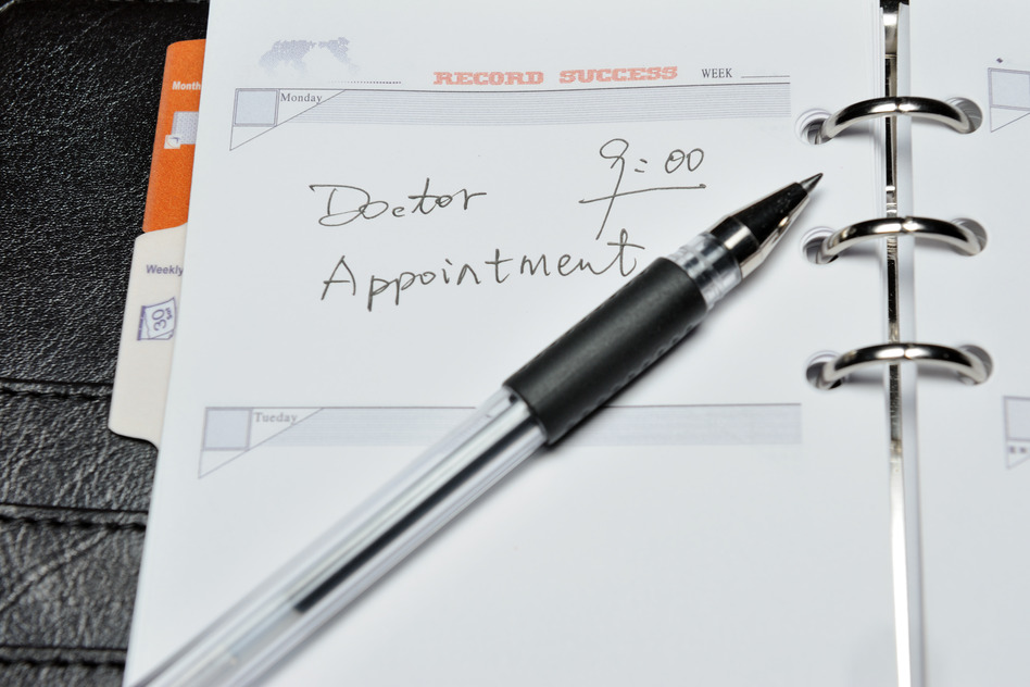 How To Prepare For Your Doctor's Appointment