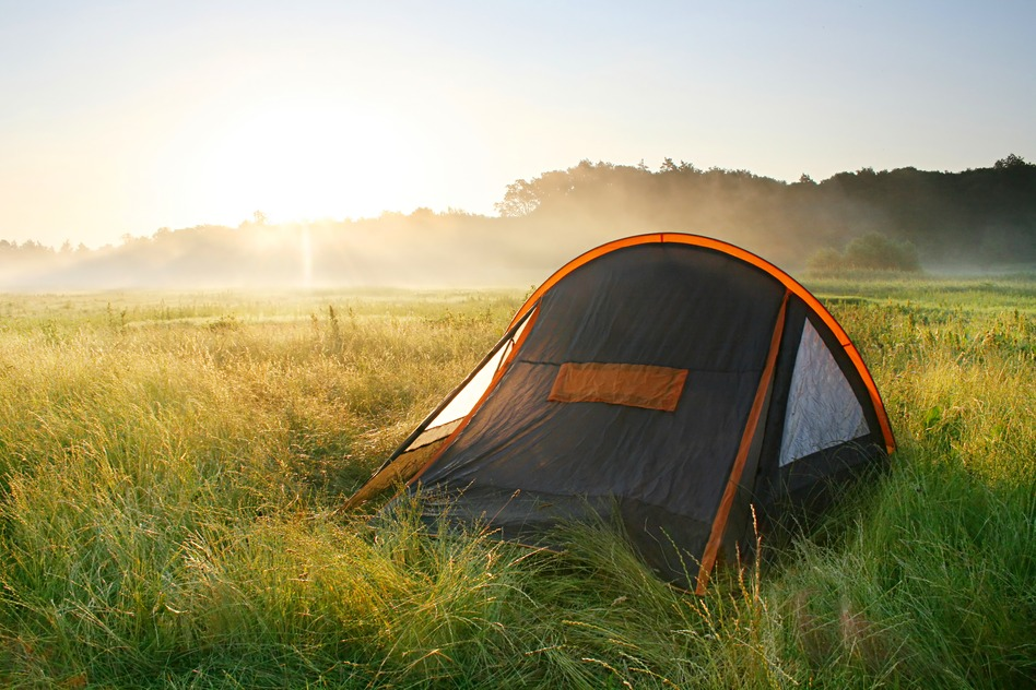 Rain-Proofing Your Tent