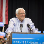 Sanders Stays Committed to Promise Despite Boos From Supporters