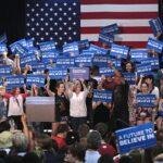 Sanders' Supporters Seek Satisfaction in Court