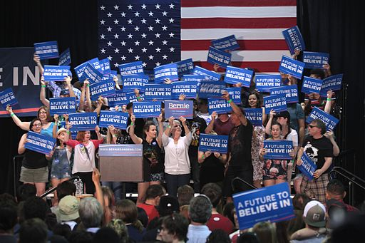 Sanders' Supporters Seek Satisfaction in Court