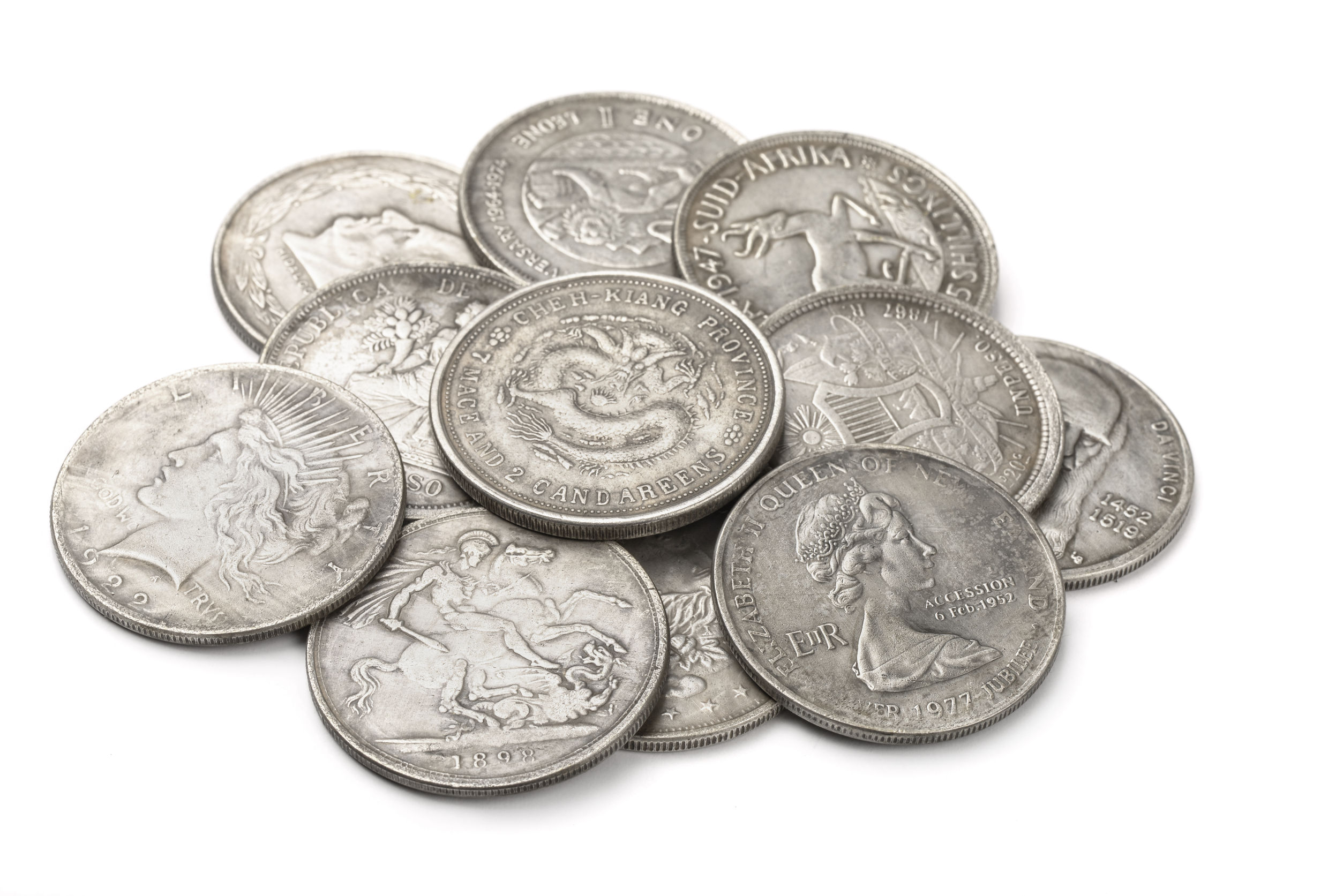 History of Silver – A Timeline