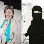Australian City Council Goes Apoplectic Over Clinton Mural