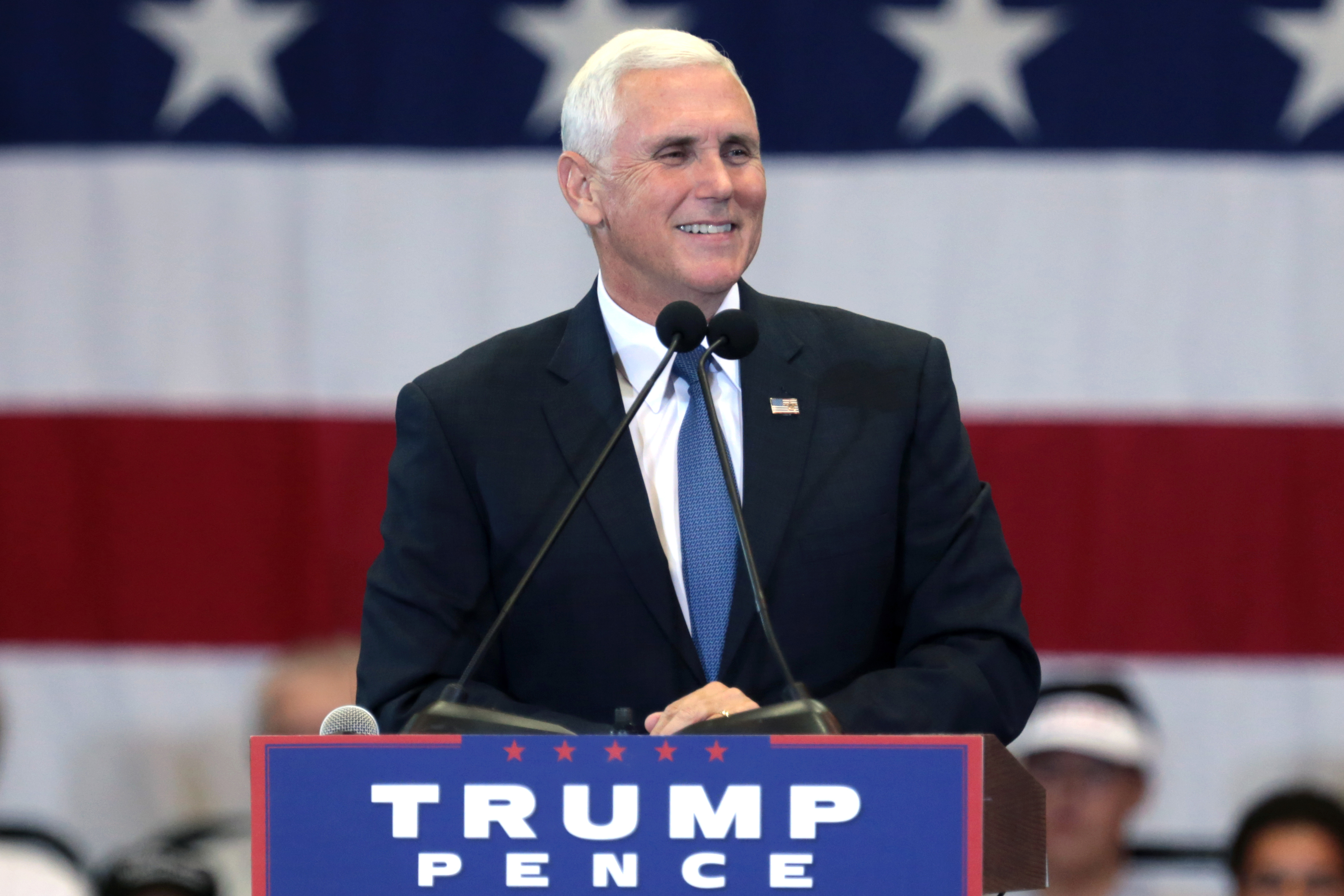 Mike Pence Playing Role of Trump Mediator
