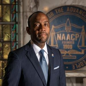 NAACP National President Arrested During Protest in Roanoke, VA
