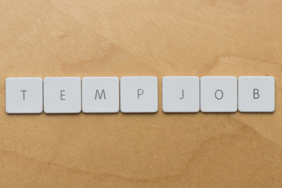 Employment Numbers Boosted By Temporary Jobs