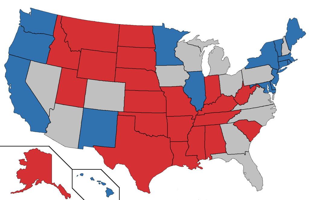 What Are Swing States and Why Are They so Important