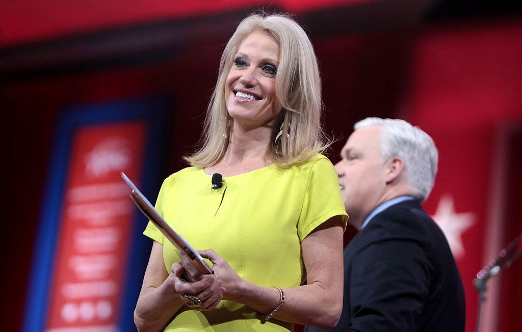 Who Is Kellyanne Conway