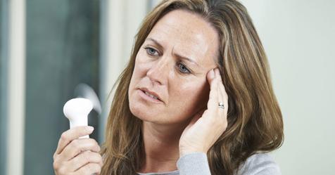 Menopause Making You Grumpy and Sleepy