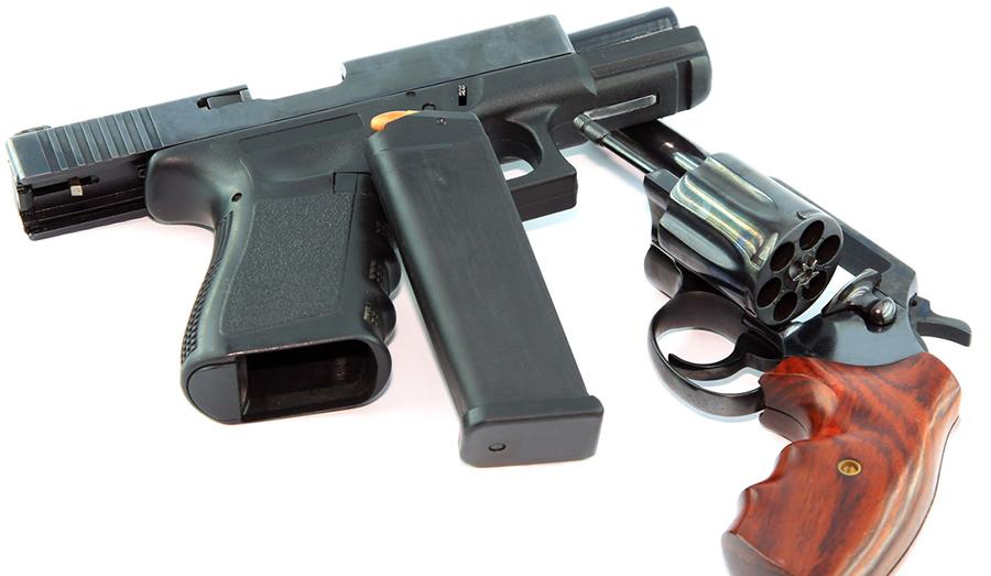 Semi Automatic vs Revolver