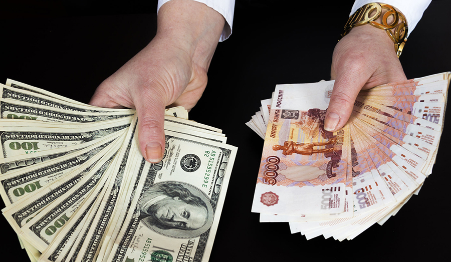 Russia Moving Away From US Dollar