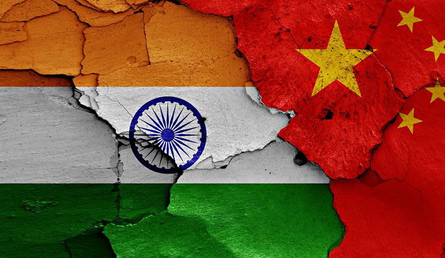 China India War