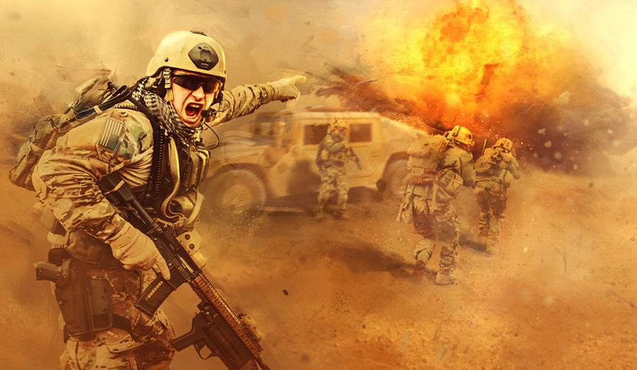 US Marines Bogged Down in Afghanistan