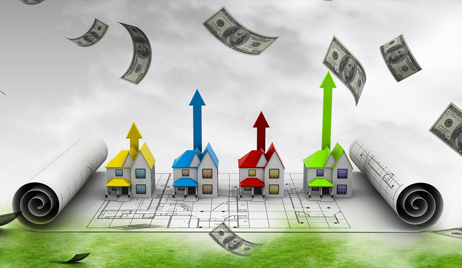 up and down housing market