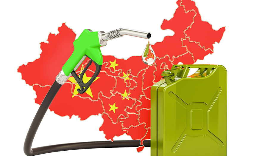 China Gasoline Cars