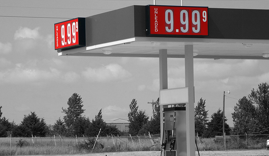gas price gouging