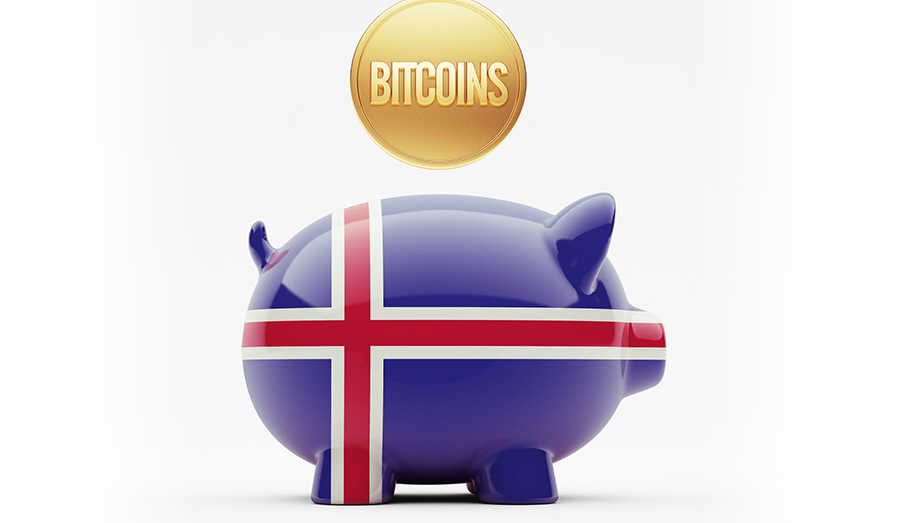 Iceland with crypto