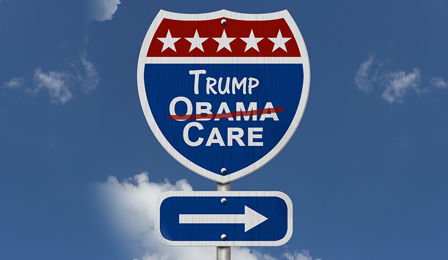 Trumpcare sign