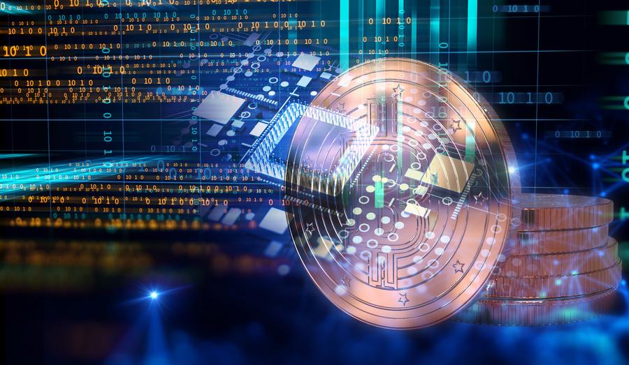 Blockchain Gold