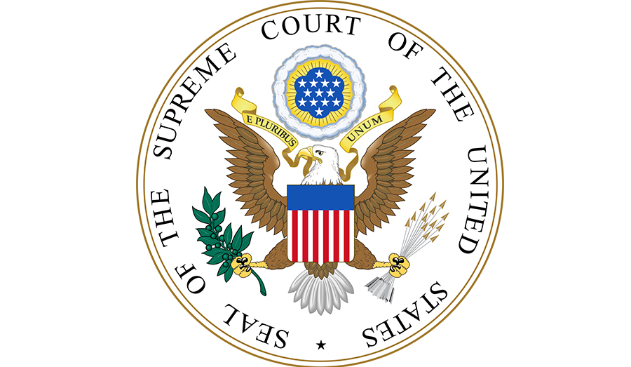 Supreme Court of the US Seal