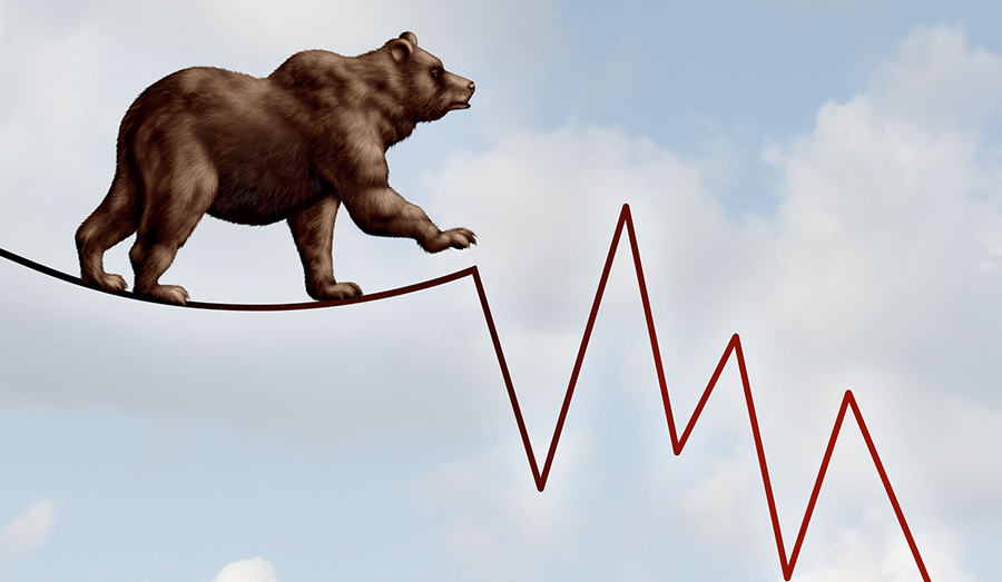stocks bear market