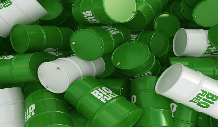 biofuel containers