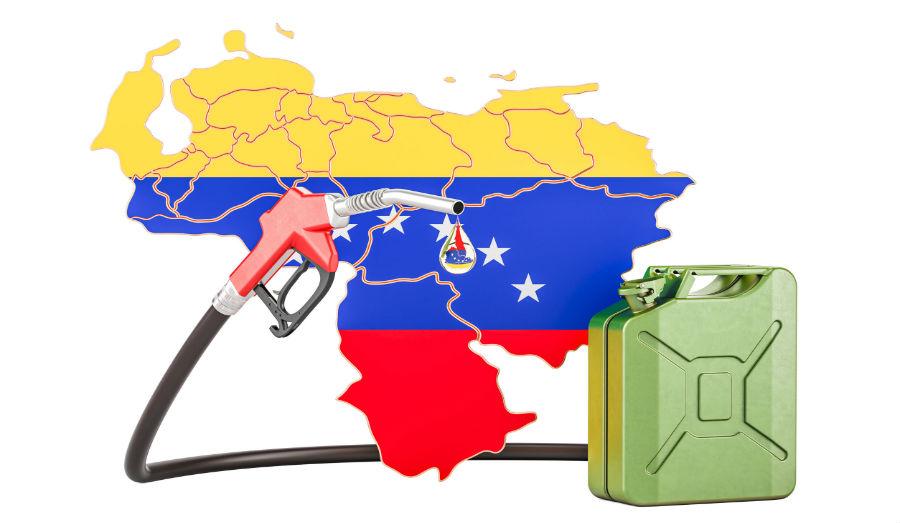 Venezuala oil