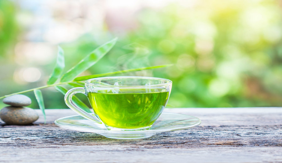 green tea alzheimers