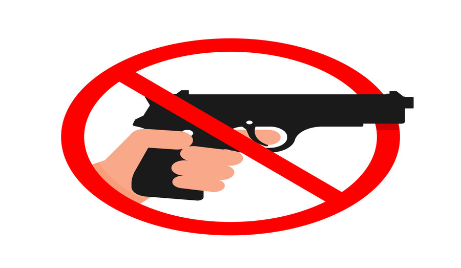 ban on guns