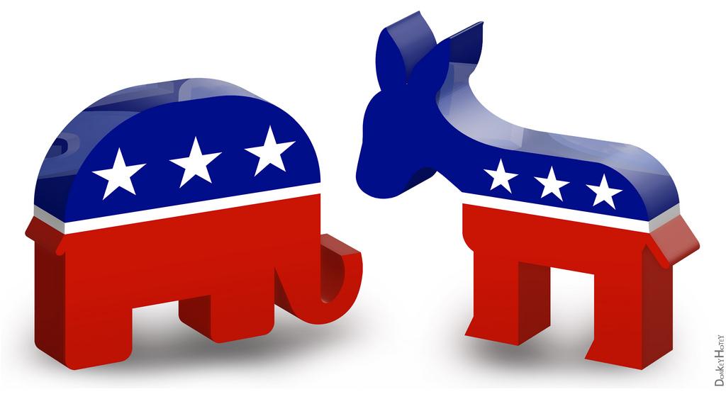 democrat v republican