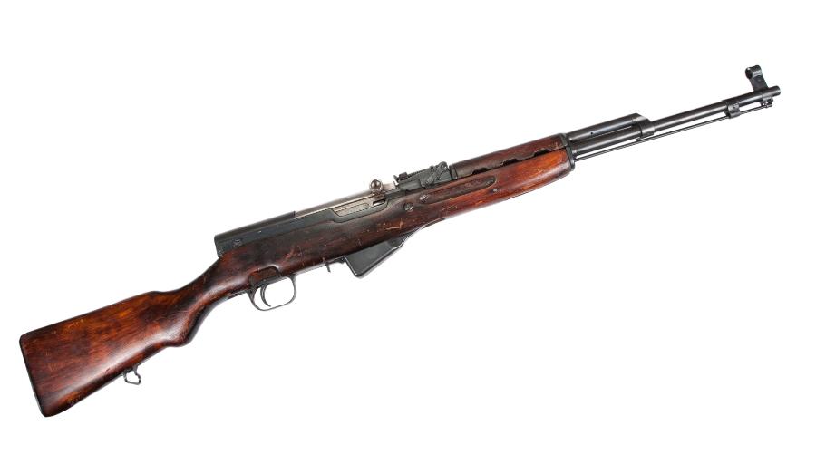 SKS rifle 7.62x39