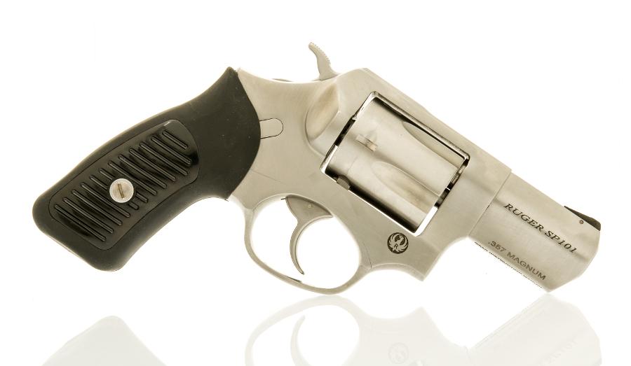 Ruger SP101 pistol