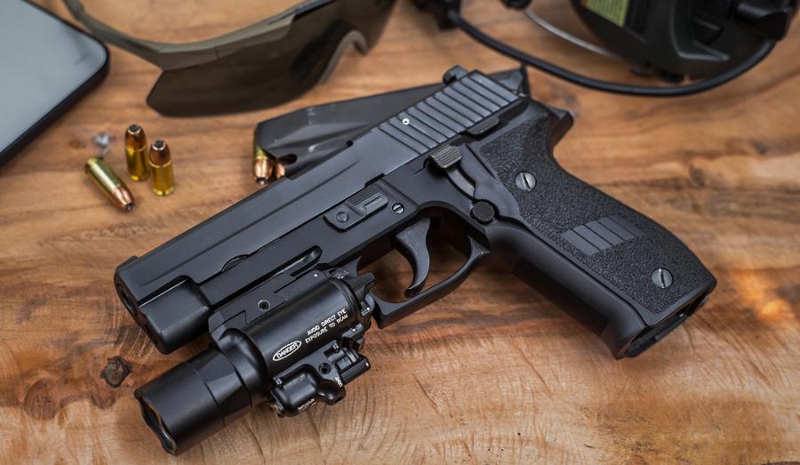 SIG Sauer pistol