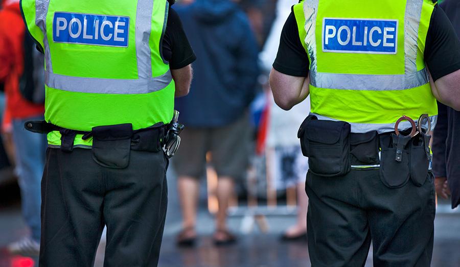 Police Argument
