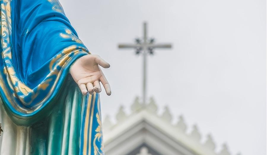 religion left's attack