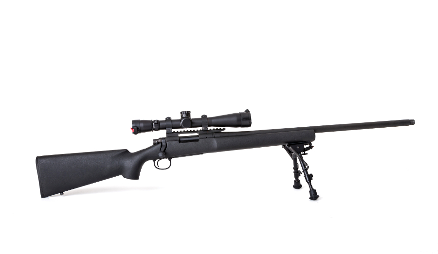 Remington 700 with scope